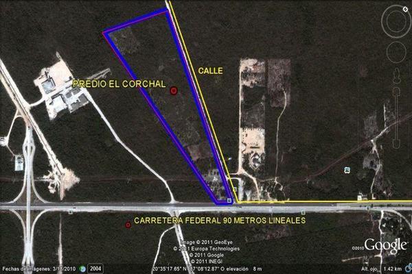 Foto de terreno habitacional en venta en  , solidaridad, solidaridad, quintana roo, 8067483 No. 02