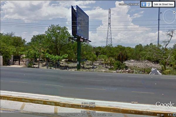 Foto de terreno habitacional en venta en  , solidaridad, solidaridad, quintana roo, 8067483 No. 05