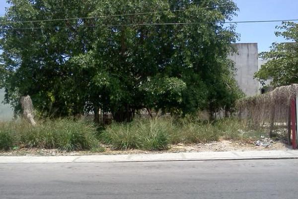 Foto de terreno habitacional en venta en  , solidaridad, solidaridad, quintana roo, 8086762 No. 01