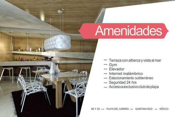 Foto de departamento en venta en  , solidaridad, solidaridad, quintana roo, 8101833 No. 03