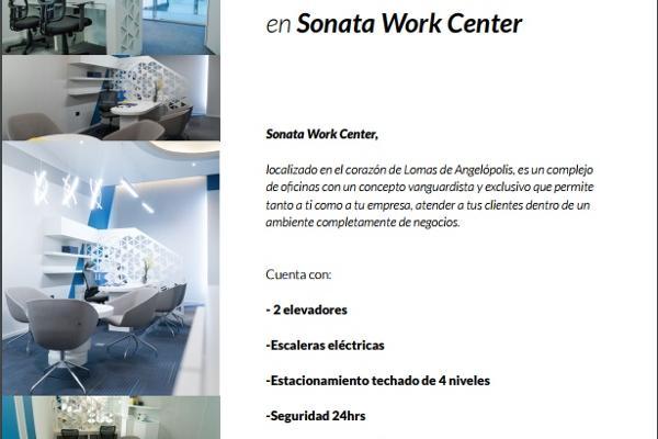 Foto de oficina en venta en sonata work center , lomas de angelópolis, san andrés cholula, puebla, 3584225 No. 01
