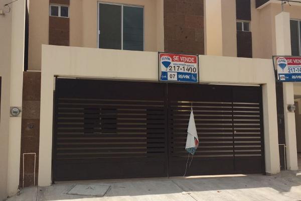 Foto de casa en venta en sor juana ines de la cruz 0, unidad nacional, ciudad madero, tamaulipas, 2651685 No. 01