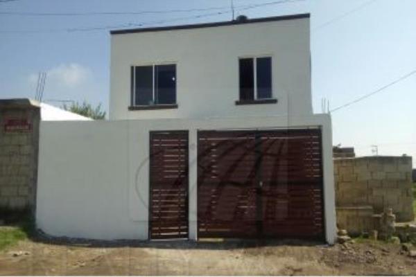 Foto de casa en venta en sor juana ines de la cruz 00, san luis mextepec, zinacantepec, méxico, 5452660 No. 01