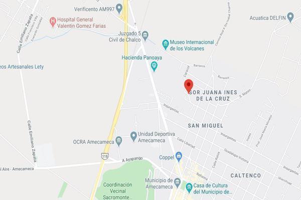 Foto de terreno habitacional en venta en  , sor juana inés de la cruz, amecameca, méxico, 15781147 No. 03