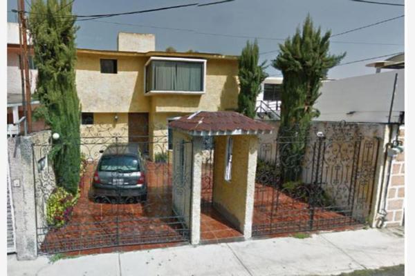 Foto de casa en venta en sor juana ines de la cruz , viveros de la loma, tlalnepantla de baz, méxico, 10194485 No. 01