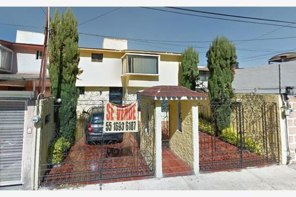 Foto de casa en venta en sorjuana inés de la cruz 36, viveros de la loma, tlalnepantla de baz, méxico, 7287412 No. 01