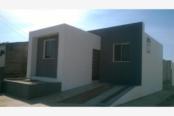 Foto de casa en venta en domicilio oficina sostenes rocha 00000, lomas de la higuera, villa de álvarez, colima, 3421315 No. 01