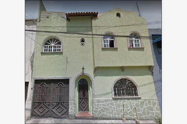 Foto de casa en venta en sotero prieto 6, guadalupe insurgentes, gustavo a. madero, df / cdmx, 0 No. 01