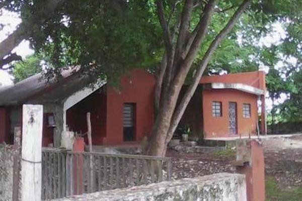 Foto de casa en venta en  , tibolon, sotuta, yucatán, 7975043 No. 01