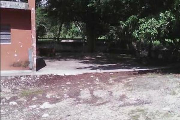 Foto de casa en venta en  , tibolon, sotuta, yucatán, 7975043 No. 10