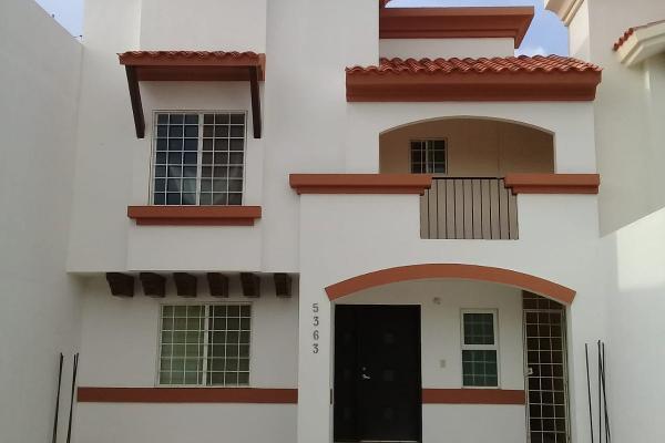 Foto de casa en venta en  , stanza toscana, culiacán, sinaloa, 8896553 No. 01