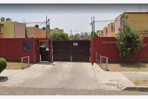 Foto de casa en venta en sultepec 5, plaza dorada, cuautitlán izcalli, méxico, 7308453 No. 01