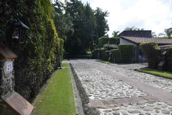 Foto de casa en condominio en venta en sumiya cristobal de olid (paseo del hule 25) , sumiya, jiutepec, morelos, 6172586 No. 11