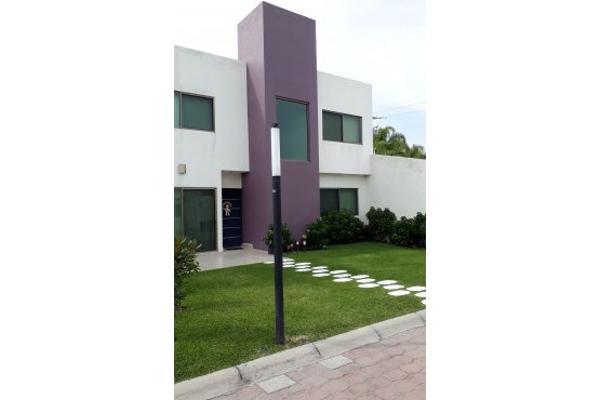 Foto de casa en condominio en venta en  , sumiya, jiutepec, morelos, 6169777 No. 01