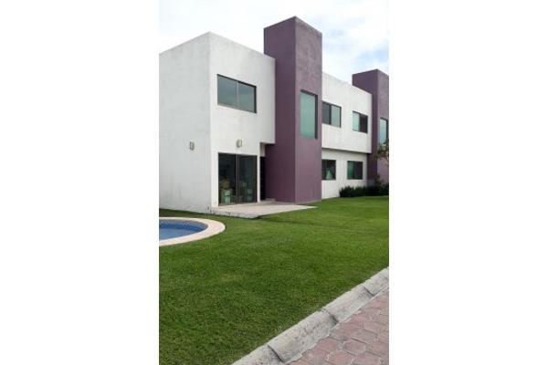 Foto de casa en condominio en venta en  , sumiya, jiutepec, morelos, 6169777 No. 02