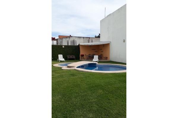 Foto de casa en condominio en venta en  , sumiya, jiutepec, morelos, 6169777 No. 03