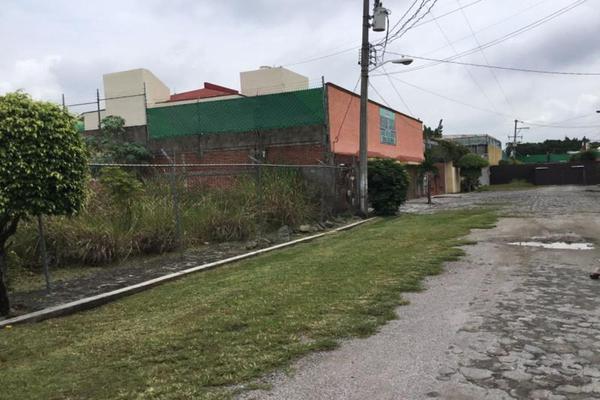 Foto de terreno habitacional en venta en  , sumiya, jiutepec, morelos, 7962011 No. 04