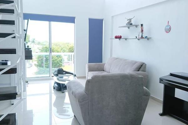 Foto de departamento en venta en  , supermanzana 16, benito juárez, quintana roo, 12838849 No. 01