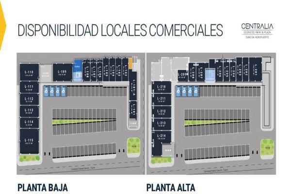 Foto de oficina en venta en  , supermanzana 210, benito juárez, quintana roo, 17409979 No. 07