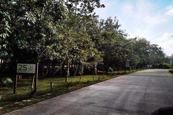Foto de terreno habitacional en venta en  , supermanzana 25, benito juárez, quintana roo, 19423975 No. 09