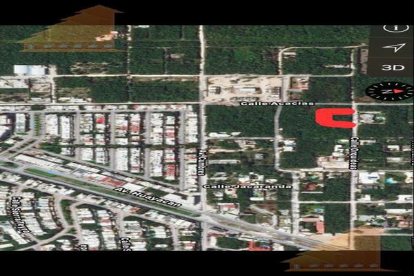 Foto de terreno habitacional en venta en  , supermanzana 312, benito juárez, quintana roo, 19180478 No. 04
