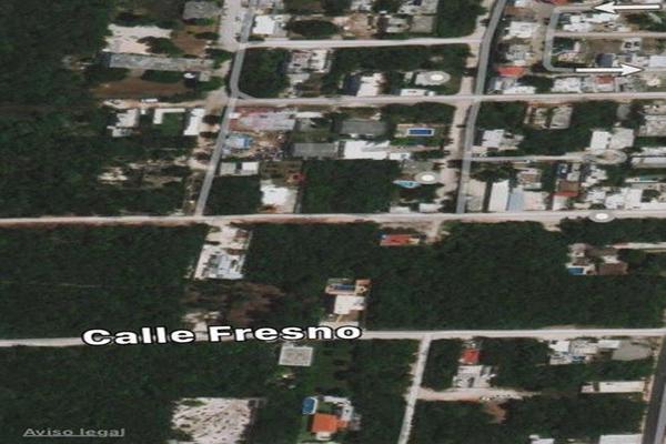 Foto de terreno habitacional en venta en  , supermanzana 312, benito juárez, quintana roo, 19382943 No. 01