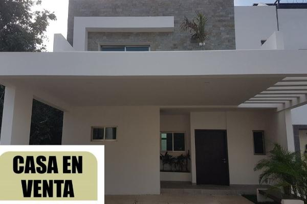 Foto de casa en venta en  , supermanzana 312, benito juárez, quintana roo, 6191345 No. 01