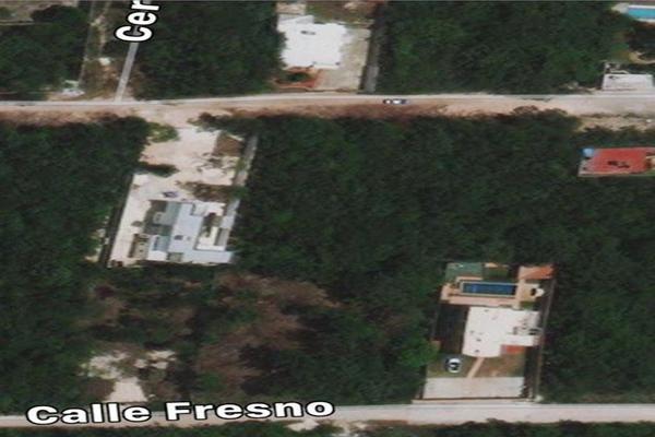Foto de terreno habitacional en venta en  , supermanzana 316, benito juárez, quintana roo, 19382943 No. 03