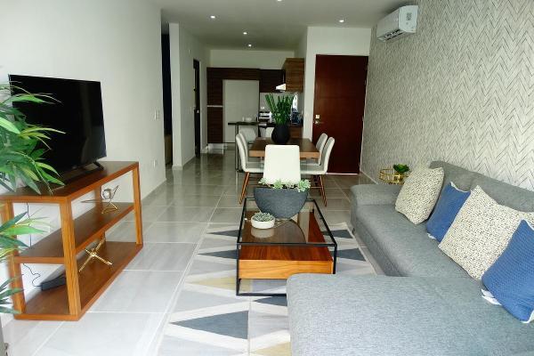 Foto de departamento en venta en  , supermanzana 321, benito juárez, quintana roo, 13317426 No. 02