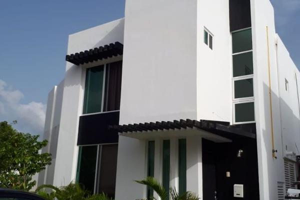 Foto de casa en venta en  , supermanzana 326, benito juárez, quintana roo, 5666403 No. 01