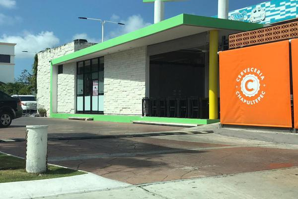 Foto de local en renta en  , supermanzana 35, benito juárez, quintana roo, 8055690 No. 01