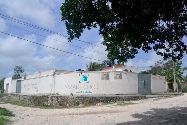 Foto de nave industrial en renta en  , supermanzana 50, benito juárez, quintana roo, 7872440 No. 01