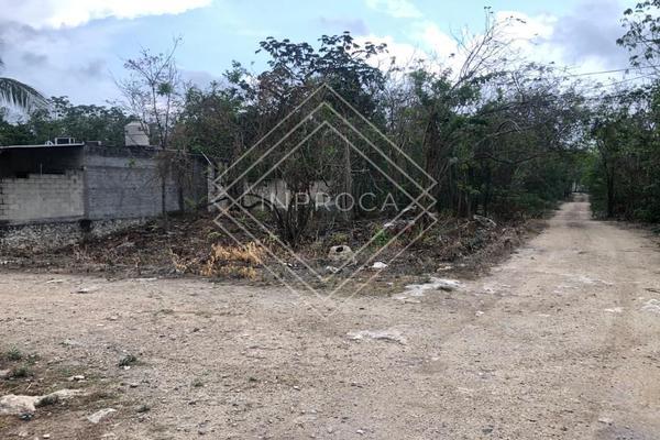 Foto de terreno habitacional en venta en  , supermanzana 529, benito juárez, quintana roo, 20168807 No. 01