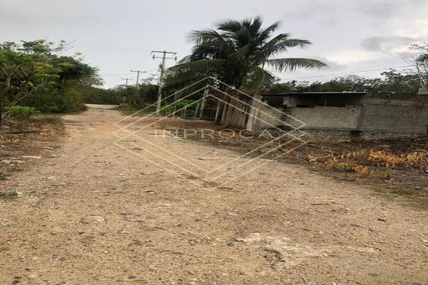 Foto de terreno habitacional en venta en  , supermanzana 529, benito juárez, quintana roo, 20168807 No. 02