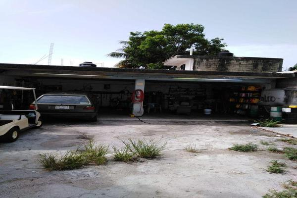 Foto de terreno habitacional en venta en supermanzana 76 , supermanzana 76, benito juárez, quintana roo, 18063247 No. 01