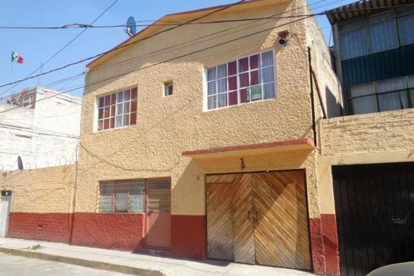 Foto de casa en venta en sur 147 manzana 5lote 19, gabriel ramos millán, iztacalco, df / cdmx, 5375041 No. 01
