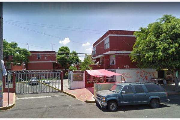 Foto de departamento en venta en sur 20 455, agrícola oriental, iztacalco, df / cdmx, 9924586 No. 01