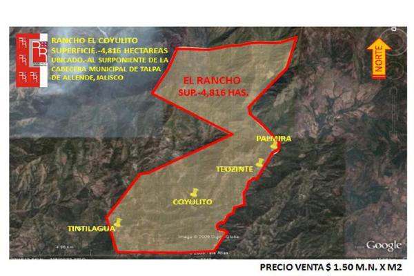 Foto de rancho en venta en sur poniente del municipio , talpa de allende centro, talpa de allende, jalisco, 3417255 No. 02
