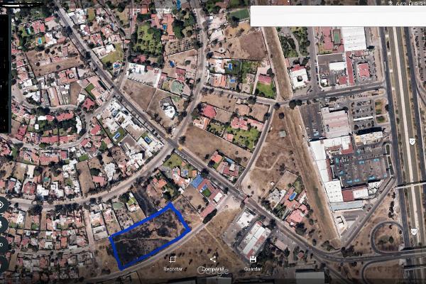 Foto de terreno habitacional en venta en tabachines , jurica, querétaro, querétaro, 4649226 No. 02