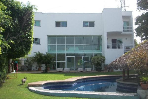 Foto de casa en venta en tabachines , tabachines, cuernavaca, morelos, 1034439 No. 01