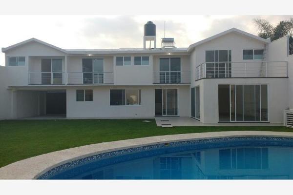 Foto de casa en venta en  , tabachines, yautepec, morelos, 2708179 No. 01