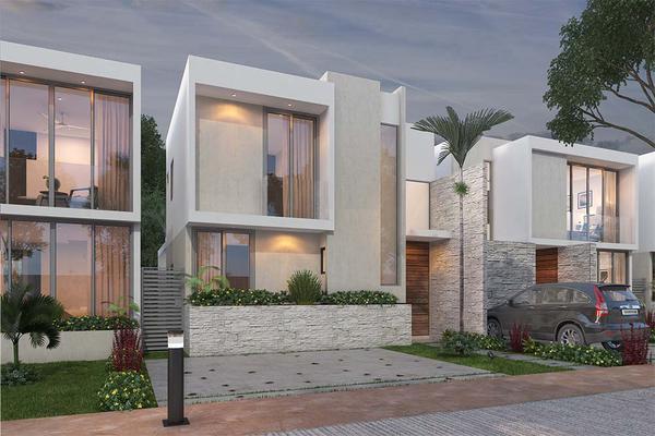Foto de casa en condominio en venta en tablaje 18303, dzitya, mérida, yucatán, 0 No. 01