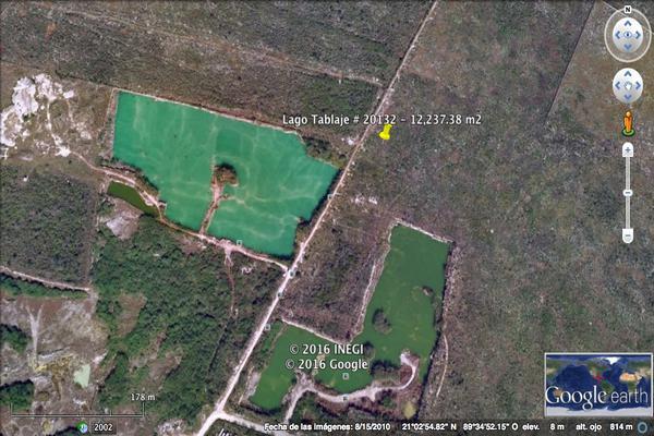 Foto de terreno habitacional en venta en tablaje 20132 , cholul, mérida, yucatán, 8149669 No. 01