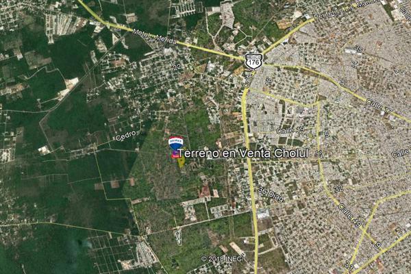 Foto de terreno habitacional en venta en tablaje 20132 , cholul, mérida, yucatán, 8149669 No. 06