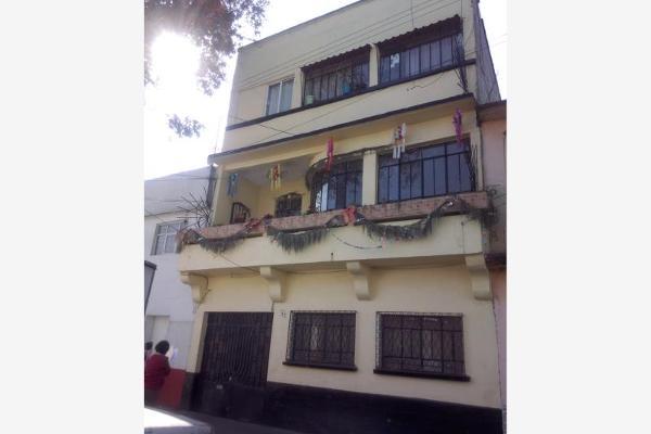 Foto de casa en venta en talabarteros 153, emilio carranza, venustiano carranza, df / cdmx, 5397326 No. 01