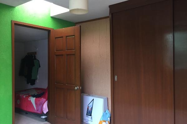 Foto de casa en venta en talabarteros sn , rosario 1 sector ii-cd, tlalnepantla de baz, méxico, 5682314 No. 10