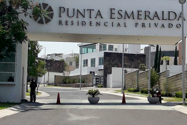 Foto de terreno habitacional en venta en  , talavera, corregidora, querétaro, 0 No. 01