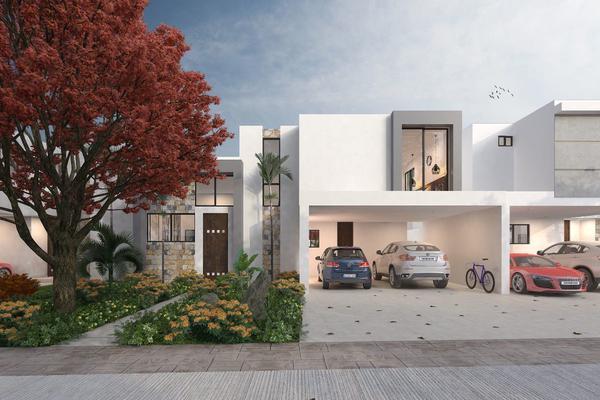Foto de casa en venta en  , tamanché, mérida, yucatán, 13407256 No. 01