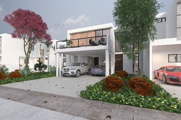 Foto de casa en venta en  , tamanché, mérida, yucatán, 14029911 No. 01
