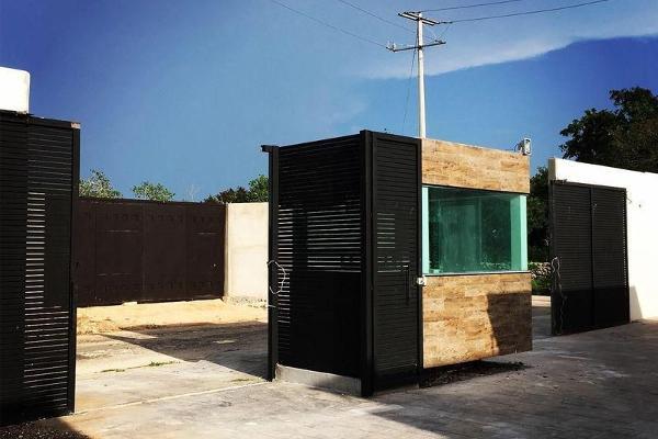 Foto de casa en venta en  , tamanché, mérida, yucatán, 0 No. 03